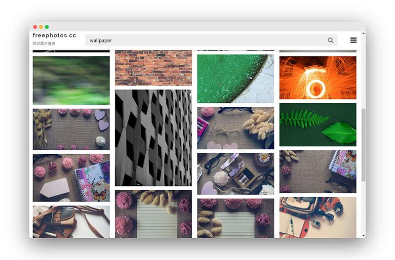 Freephotos | 高质量免费图片实时搜索引擎