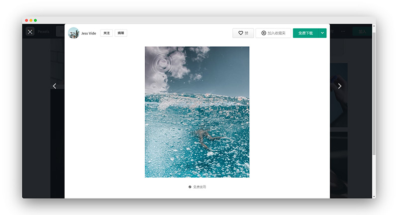 Pexels | 世界首个多元化的免费素材图片和视频库