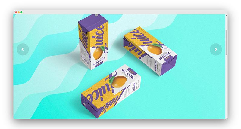 Zippy Pixels | 一个收集优秀设计师高品质的设计资源库