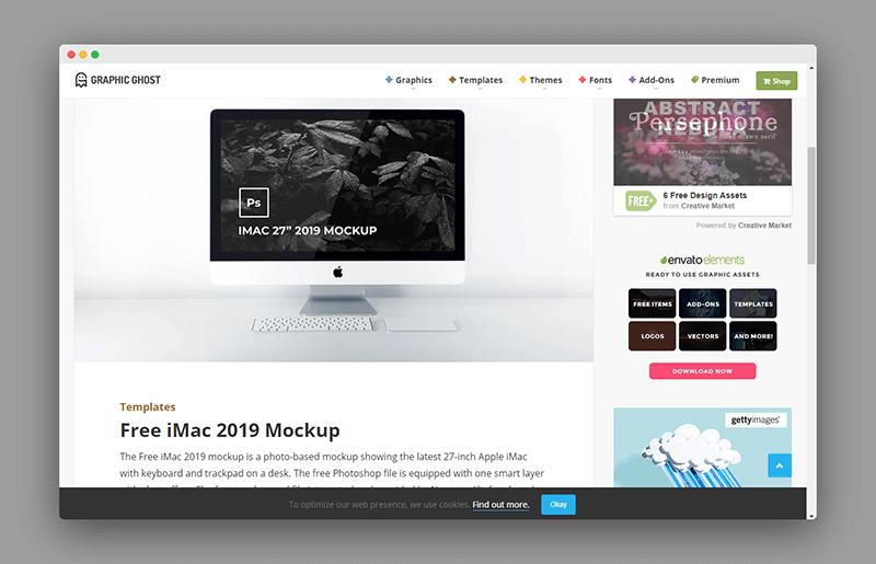 Graphic Ghost | 一个小众型优秀设计资源的社区