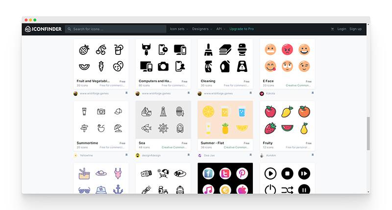 ICONFINDER | 四百多万个免费图标素材,建设世界上最受欢迎的图标网站