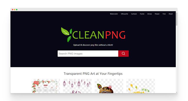 Cleanpng | 数百万张PNG透明图片素材