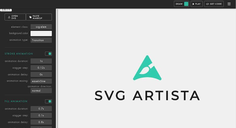 SVG Artista|纯CSS代码制作SVG图标和动画