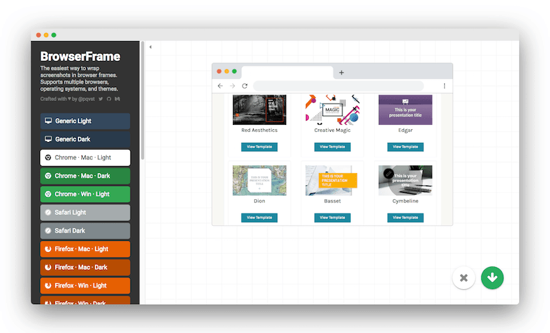 推荐几款优秀可视化模型界面在线生成器