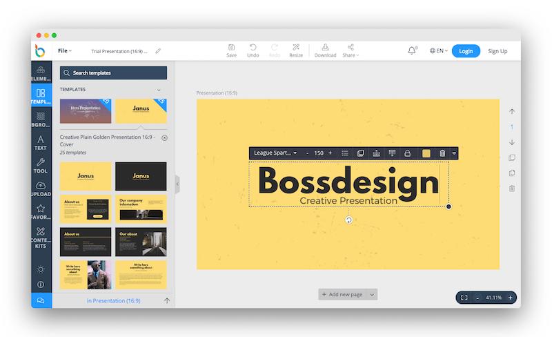 designbold|一个免费在线海报设计神器