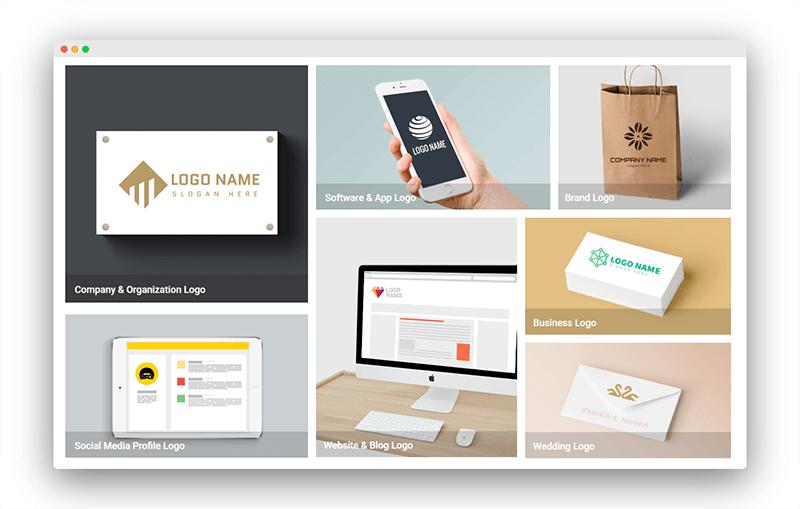 DesignEvo | 免费LOGO在线设计神器