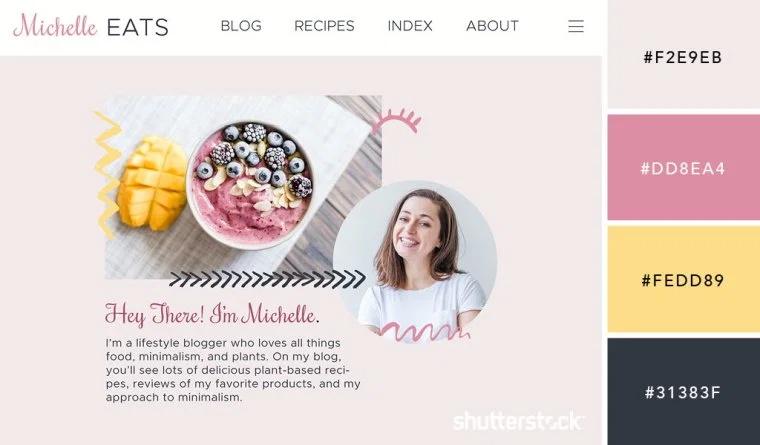 学习10种网站风格案例,轻松掌握30种网站配色技巧!