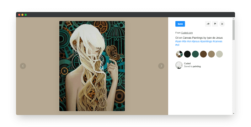 Designspiration | 国外创意设计灵感社区