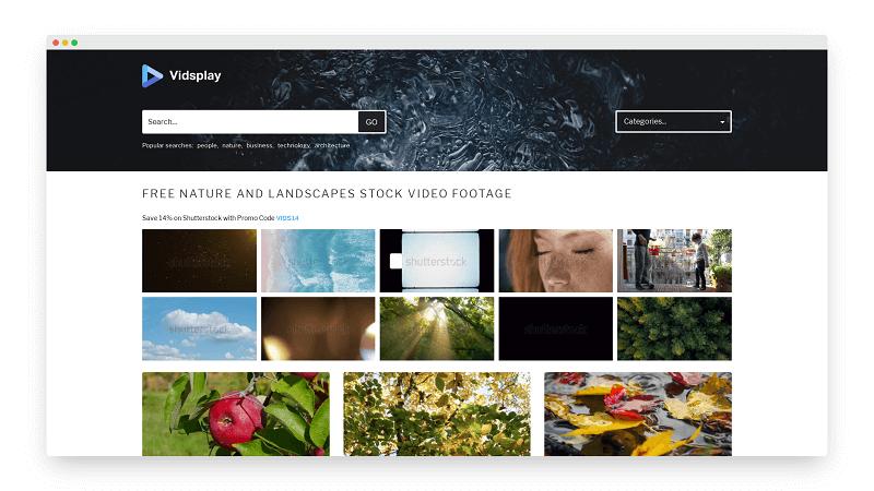 Vidsplay | 国外免费4K视频素材资源社区