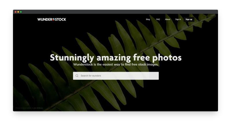 Wunderstock | 超赞的图库!PPT年终总结绝佳配图