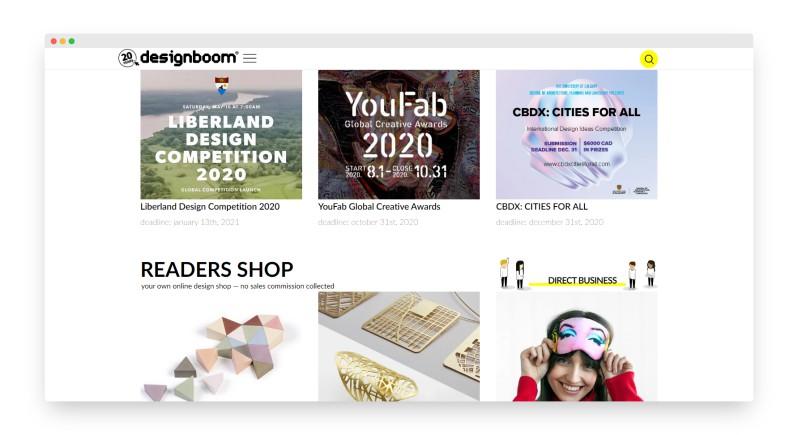 Designboom | 全球最受欢迎的设计媒体