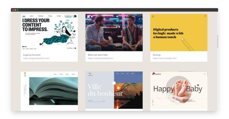 Webdesignclip | 日本响应式网页设计画廊