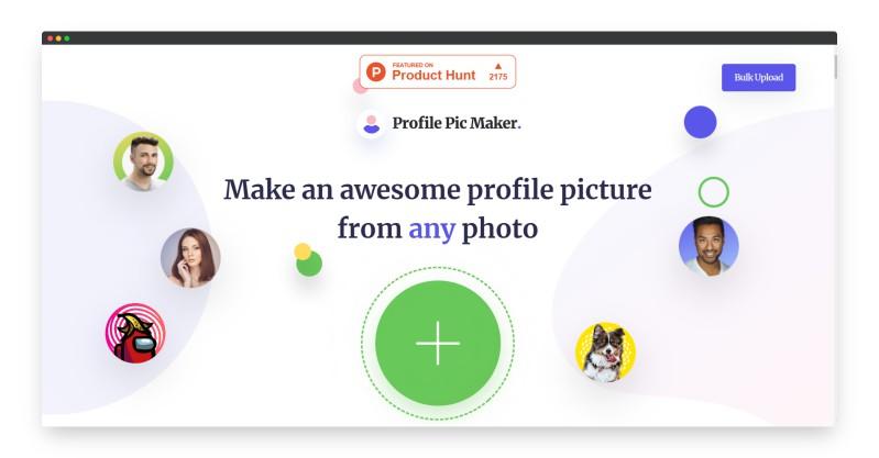 Pfpmaker | 个性化头像在线一键生成的神器