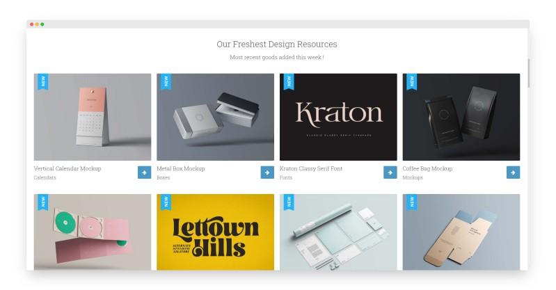 Graphicpear | 国外高质量独家设计资源