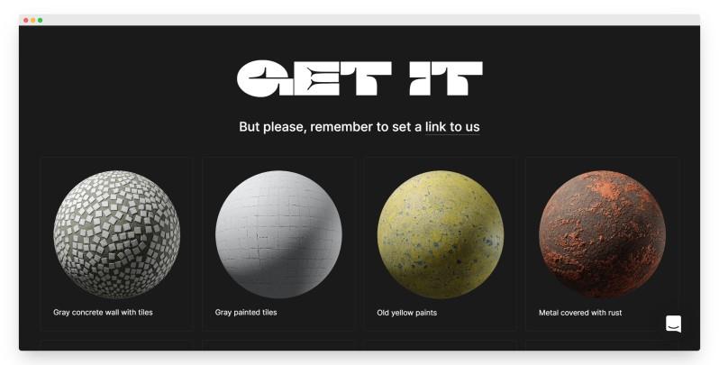 3D Textures | 高品质PBR纹理素材免费使用